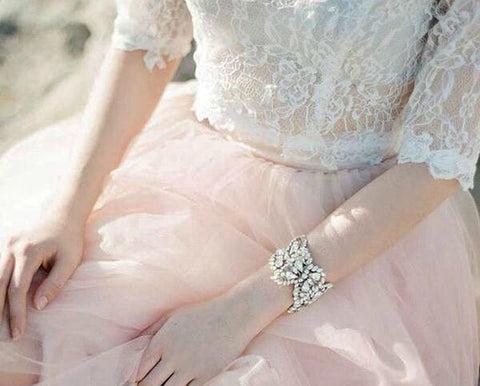 Bridal Trend: White Wedding Dress Alternatives