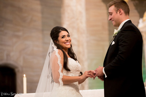 cleveland cathedral wedding
