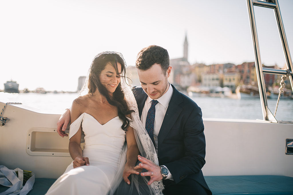 A Beautiful Destination Wedding in Croatia