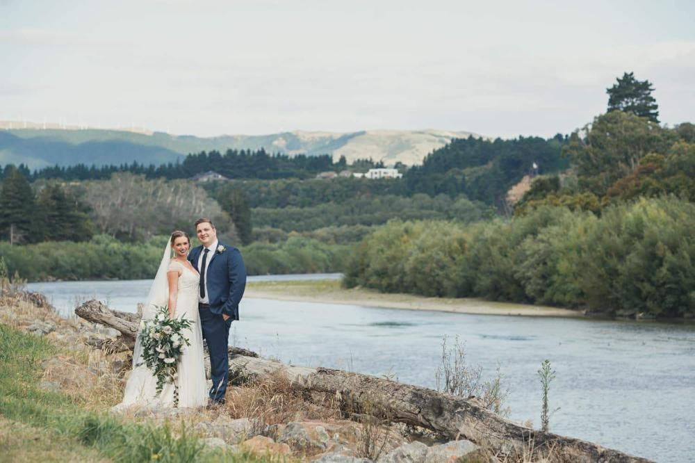 Effortlessly Chic New Zealand Wedding