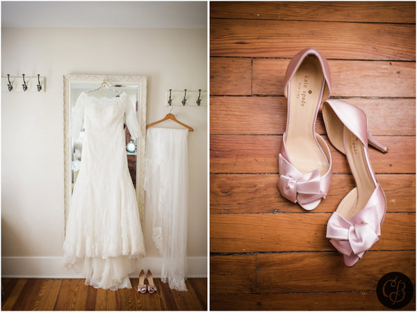 Kate Spade Wedding Shoes in Pink