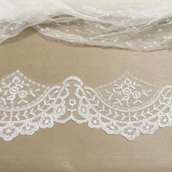 Natalia Lace Sample