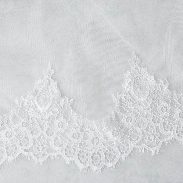 Valentina Lace Cathedral Veil