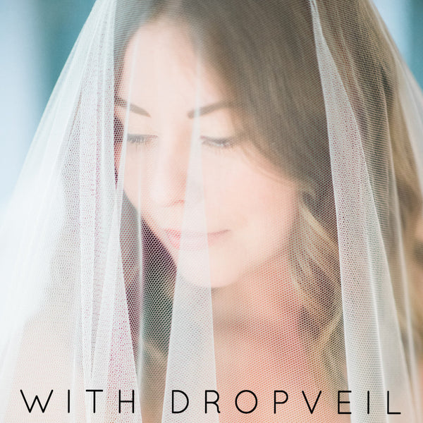 spanish lace cathedral veil drop veil