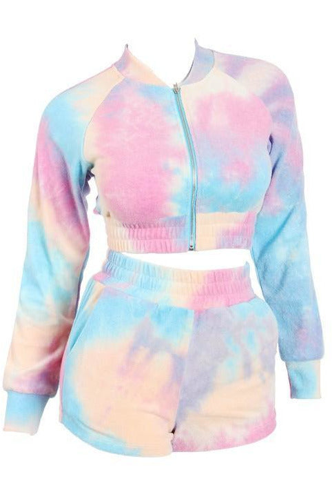 Cotton Candy Terry Set