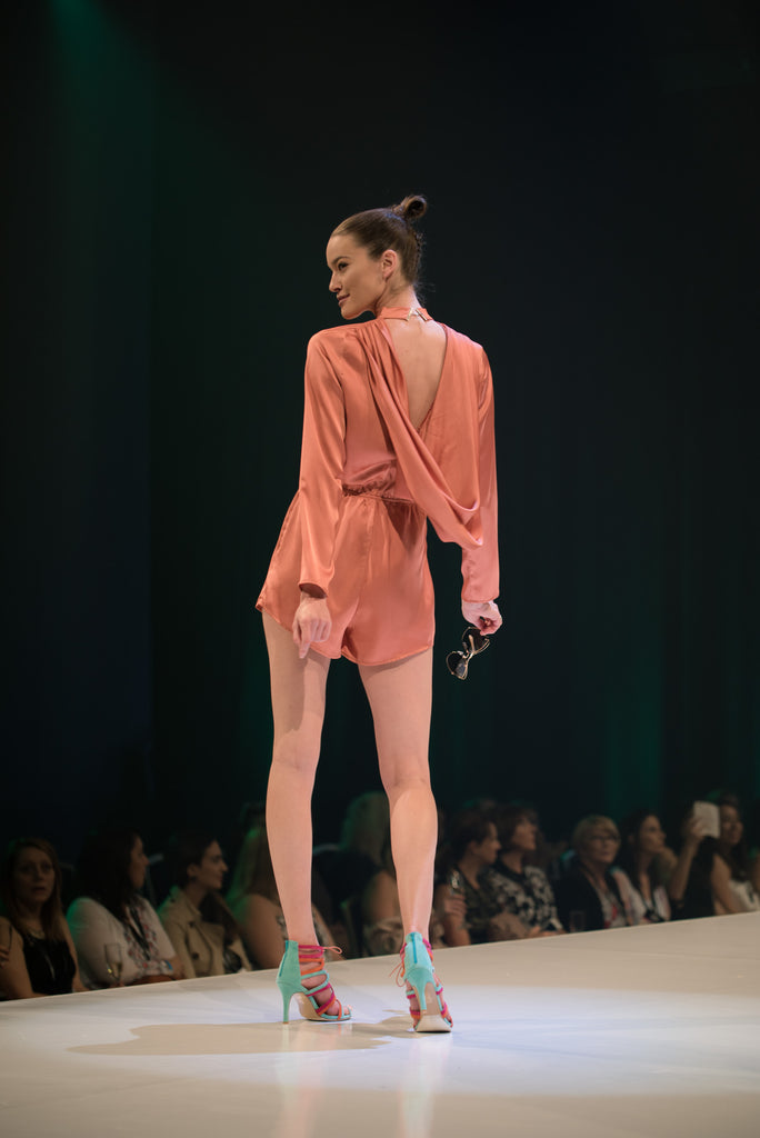 Brisbane Fashion Weekend Runway Saylor & Saige Sabo Luxe