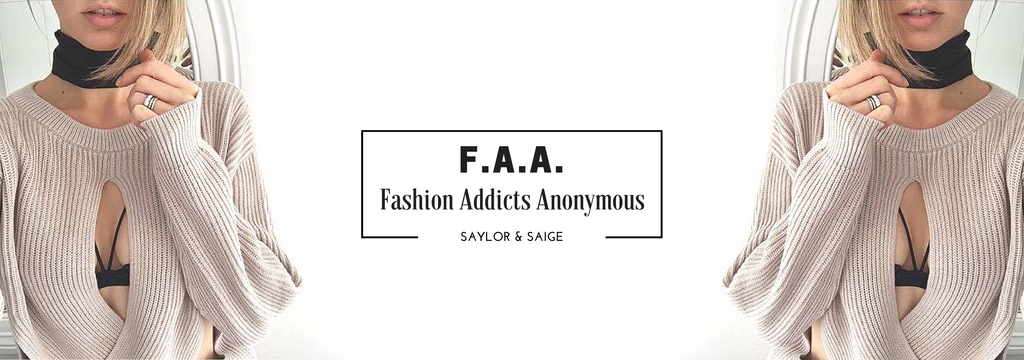 Fashion Addicts Anonymous Blog Saylor & Saige - Wearing Asilio X Brogan Kate Intimates