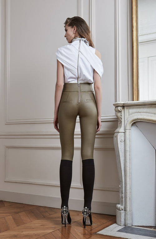 Asilio On The Run Pant Khaki