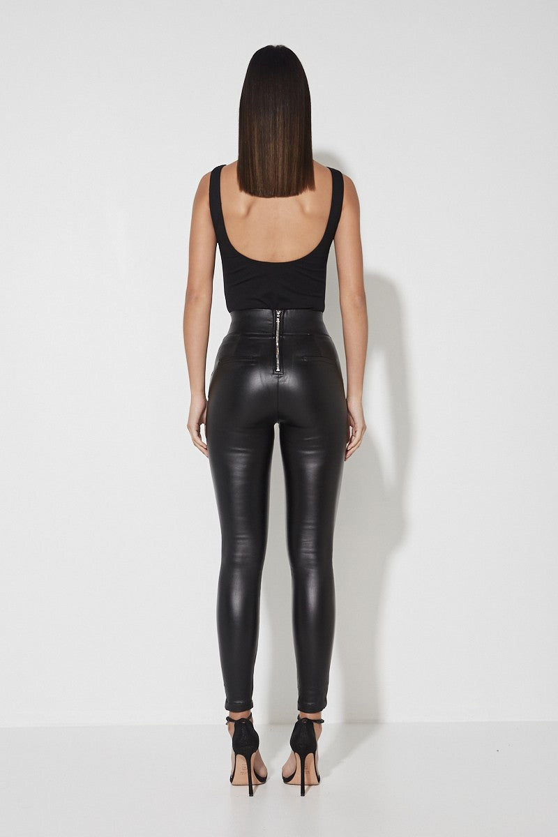 The Twin Peaks Pant | Black