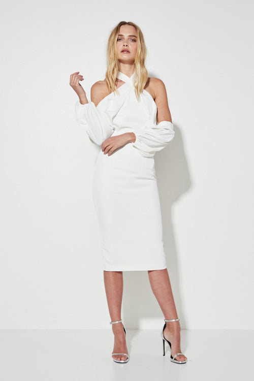 Controversies And Legacies Dress | White