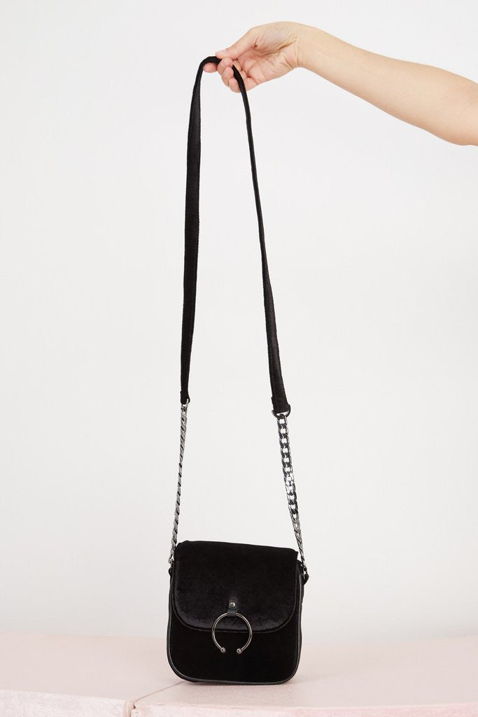 Chained Bag | Black