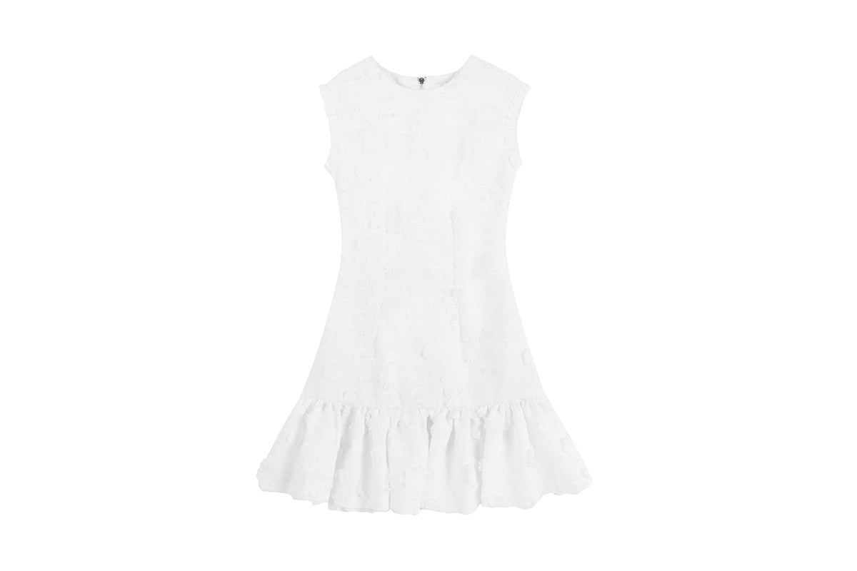 Secret Garden Gather Mini Dress