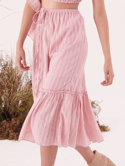 Moonlight Skirt | Rose Pink