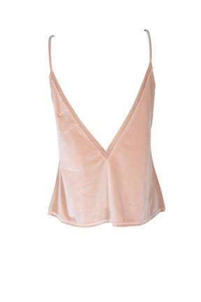 Valentine Top | Dusty Pink