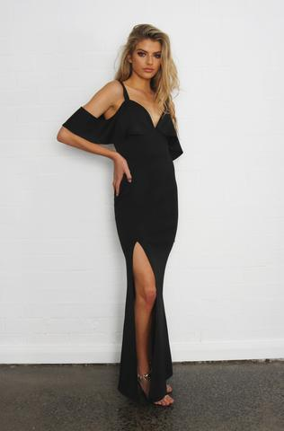 Klarissa Dress | Black