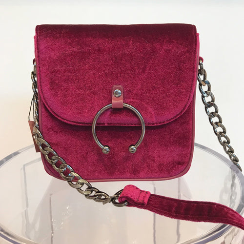 Chained Bag | Wine