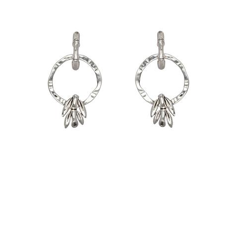 La Bamba Earrings | Silver