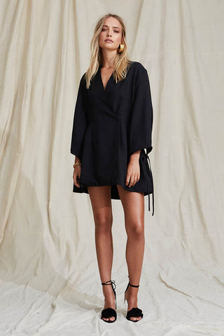 The Satorial Blazer | Black