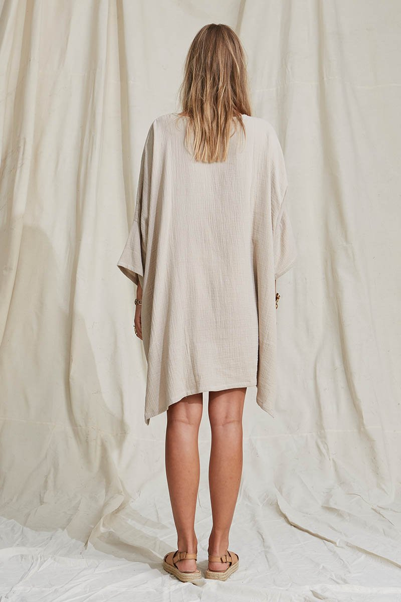 Mind Daze Dress | Sand