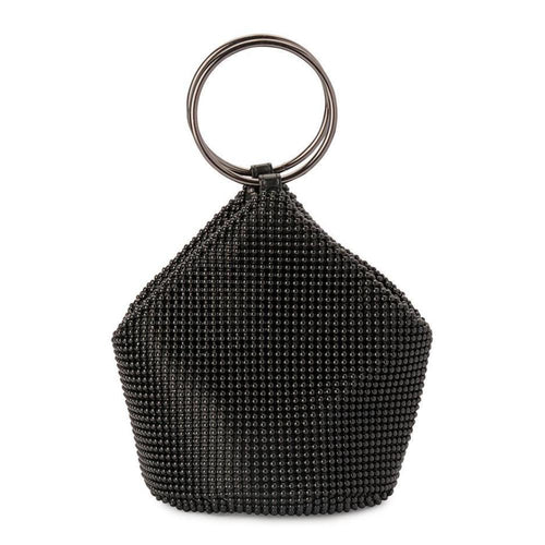 Bianca Ball Mesh Bag | Black