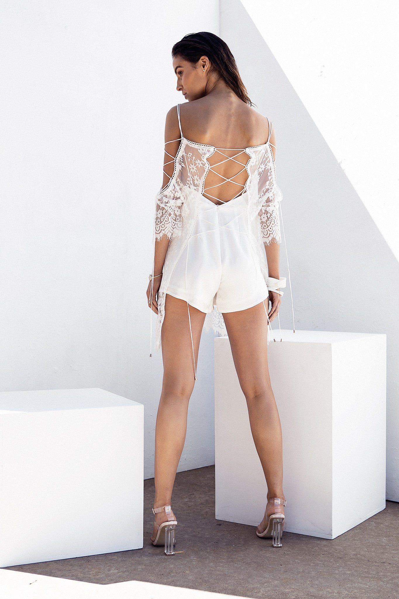 Sabo Luxe Babylon Playsuit