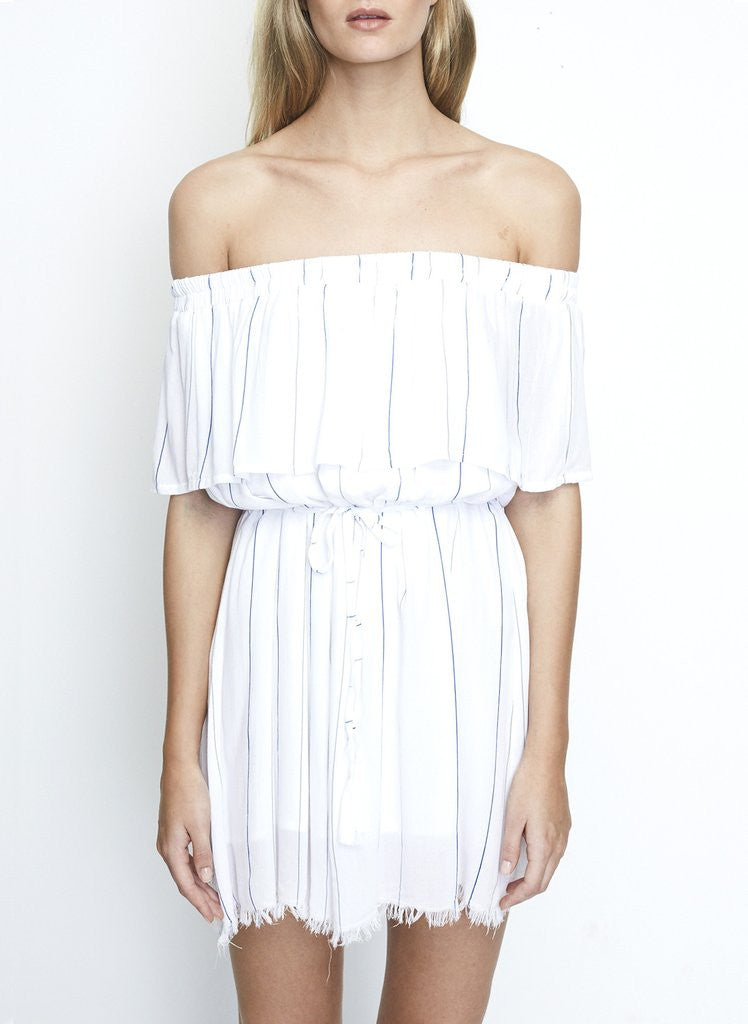Faithfull The Brand Alma Dress Stripe