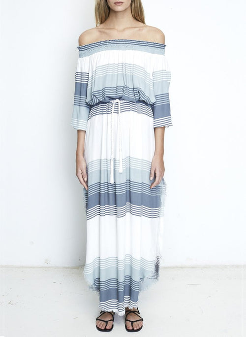 Faithfull The Brand Rae Maxi Dress