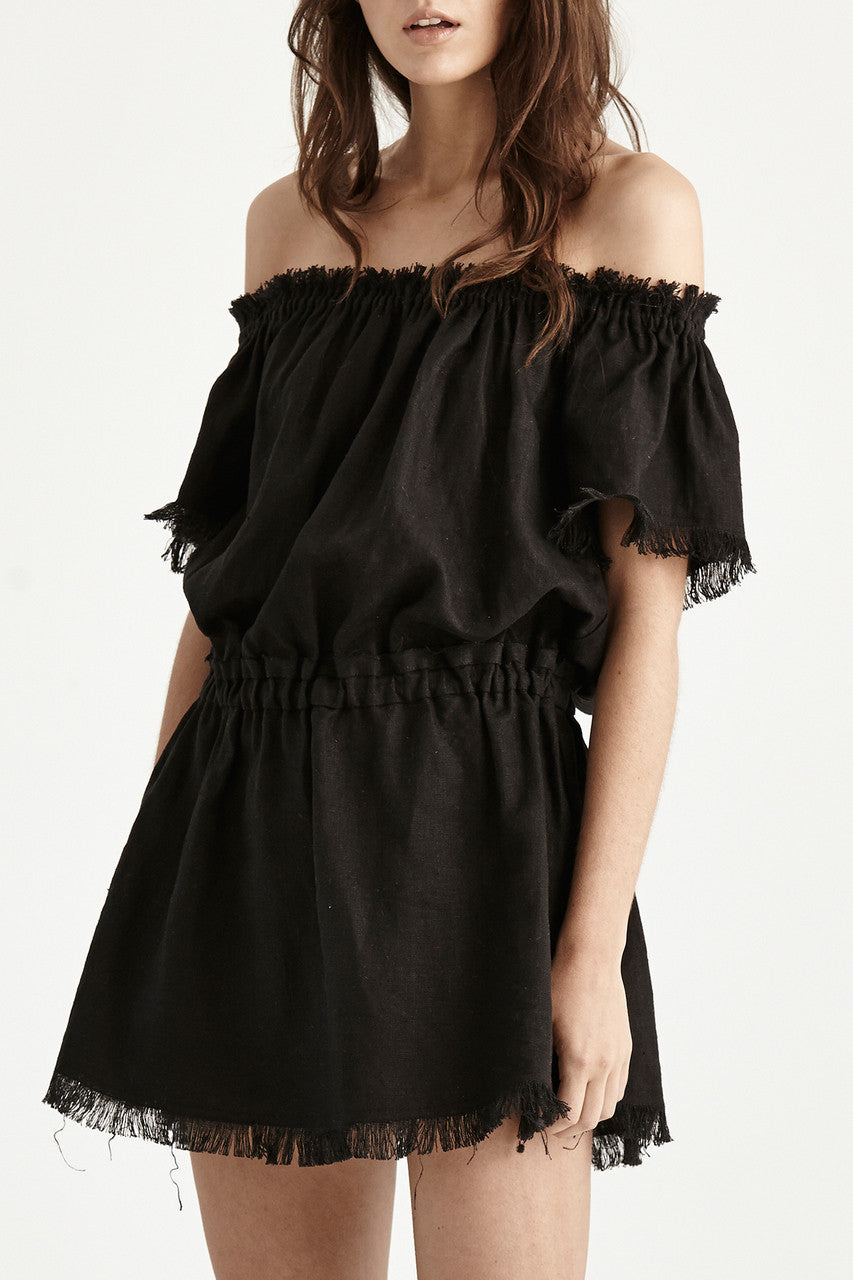 Nakoma Dress | Black