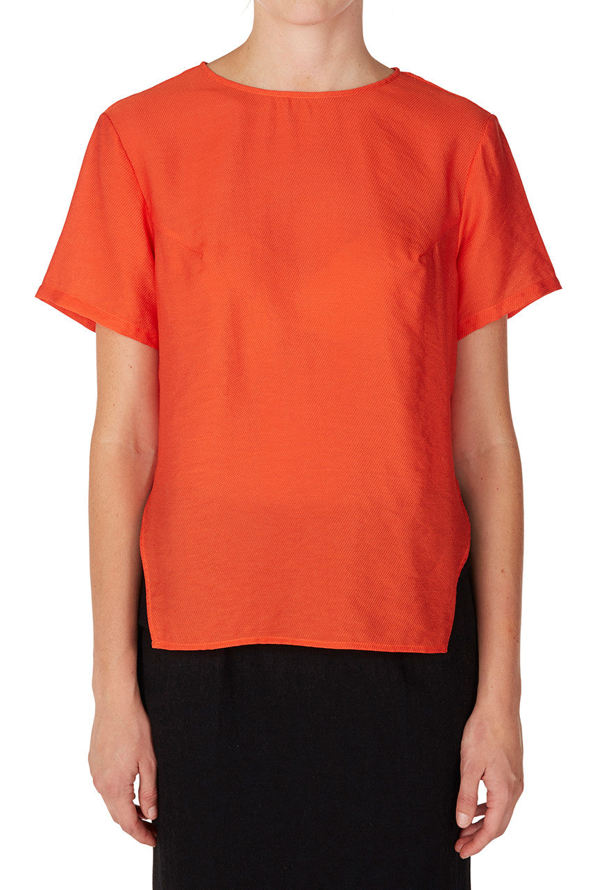 Take Back Tee | Tangerine