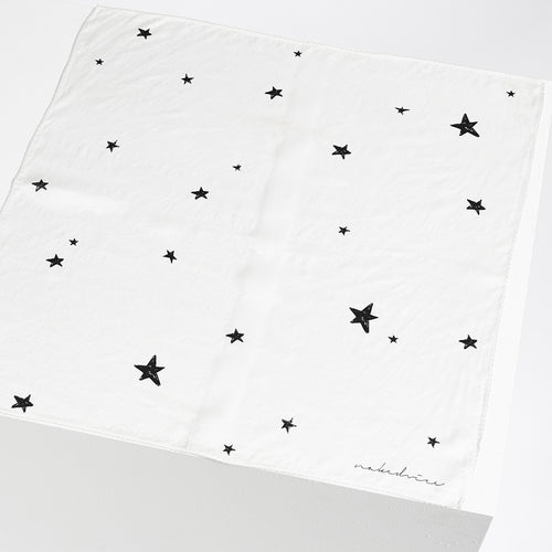 Star Crossed Scarf | White