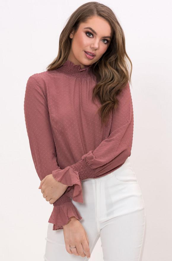Loren Blouse | Dusty Pink