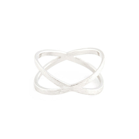 Orbit Ring | Silver
