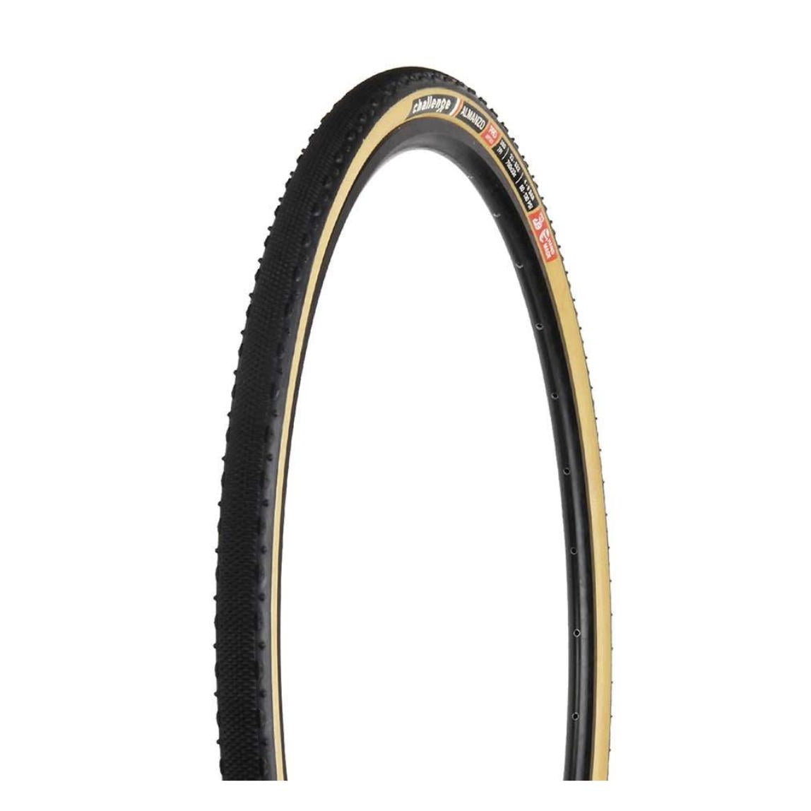 Challenge ALMANZO PRO Handmade Bicycle Clincher 700x33C 260TPI SuperPoly PPS anti-puncture Black-Misc-The Gear Attic