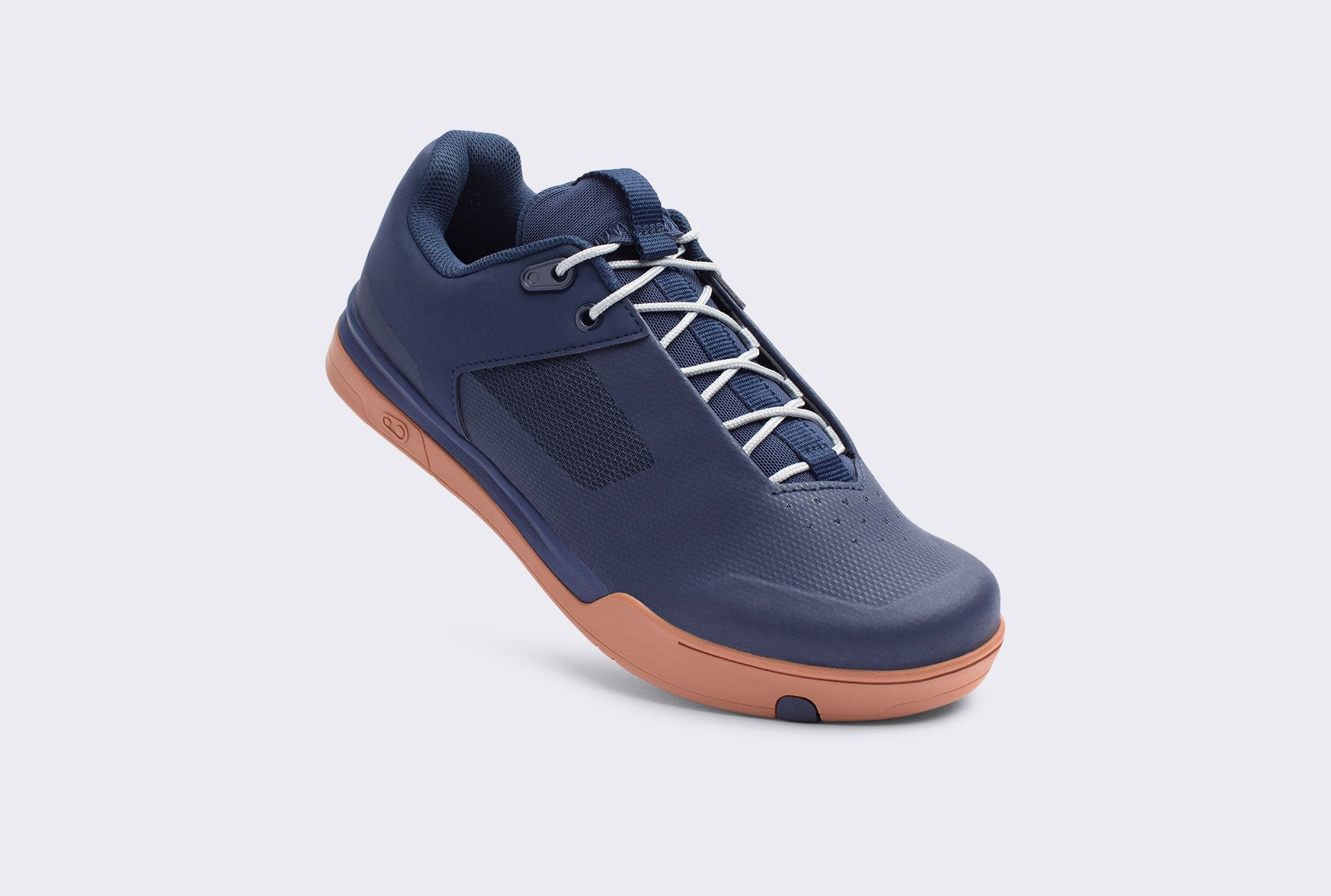 Crank Brothers Mountain Shoes MALLET LACE NAVY/SILVER/GUM 8.5