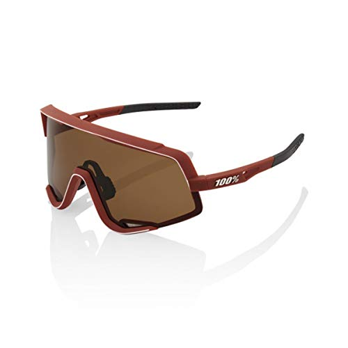 100% Percent Brand Glendale Cycling Sunglasses Bronze/Bordeaux