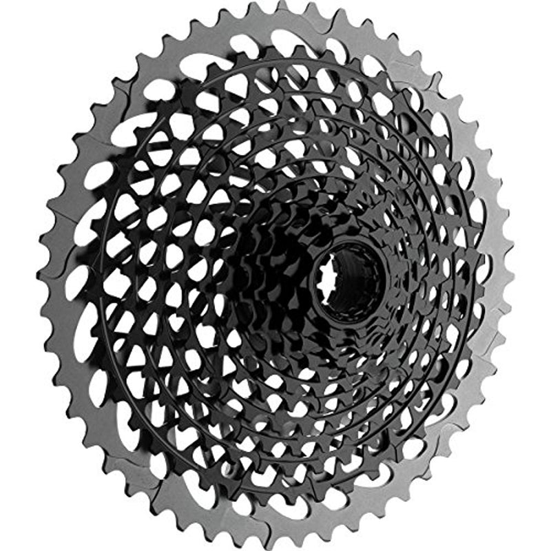 "SRAM Eagle XG-1295 12-speed MTB Cassette 10-50T Black-""Sporting Goods > Cycling > Bicycle Components & Parts > Cassettes, Freewheels & Cogs""-The Gear Attic"