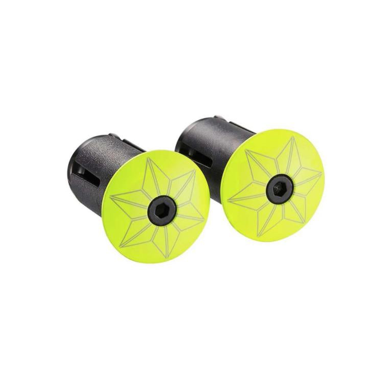 Supacaz Bicycle Super Sticky Kush - Star Fade, Handlebar Tape, Neon Yellow-Misc-The Gear Attic