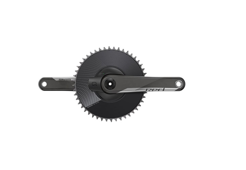 SRAM Red 1 AXS Quarq Power Meter Crankset, Speed: 12, Direct Mount 48t DUB 172.5mm