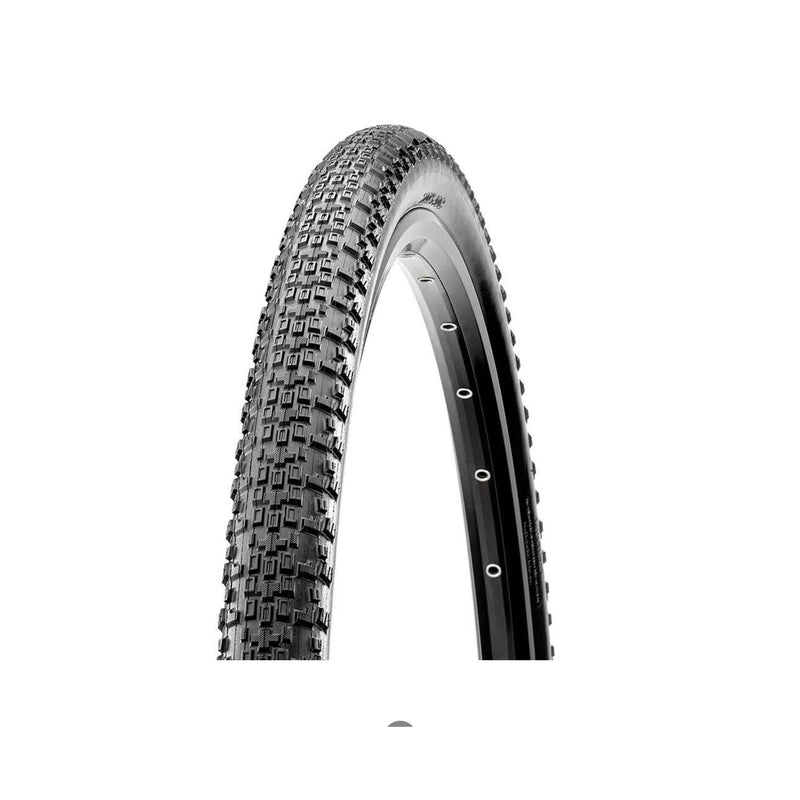 Maxxis Rambler Gravel Bicycle Tire 700x38C Folding Dual Tubeless Ready EXO 120TPI Black-Misc-The Gear Attic