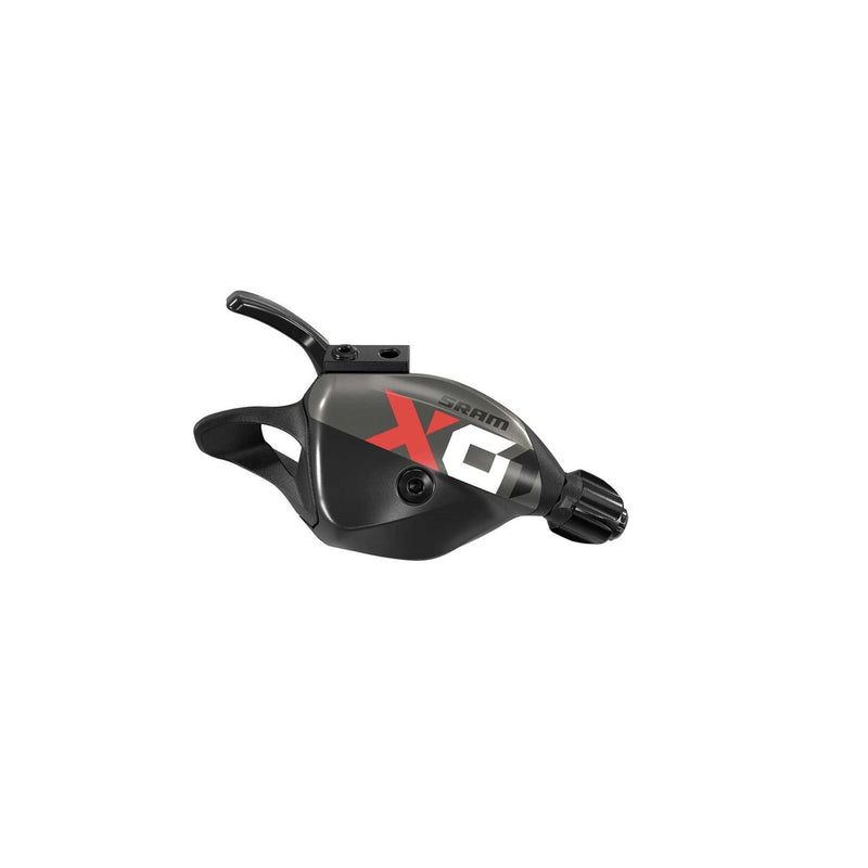 SRAM X01 XO1 Eagle 12-Speed Mountain Bike Mtb Trigger Shifter Red, Rear-Misc-The Gear Attic