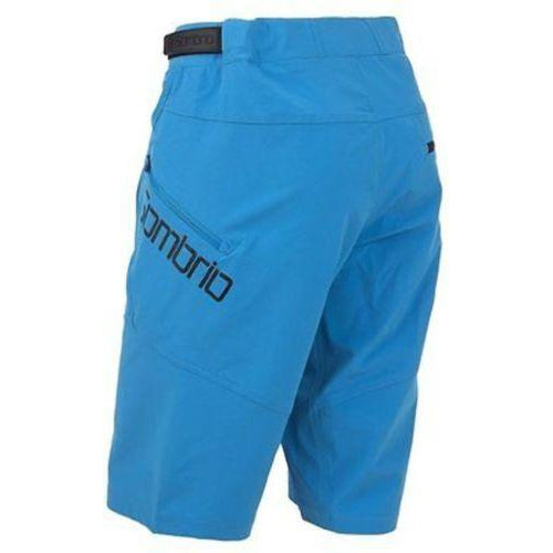 Sombrio Pinner Men's Mountain Bike Mtb Baggy Cycling Shorts Size XS Blue New-Misc-The Gear Attic