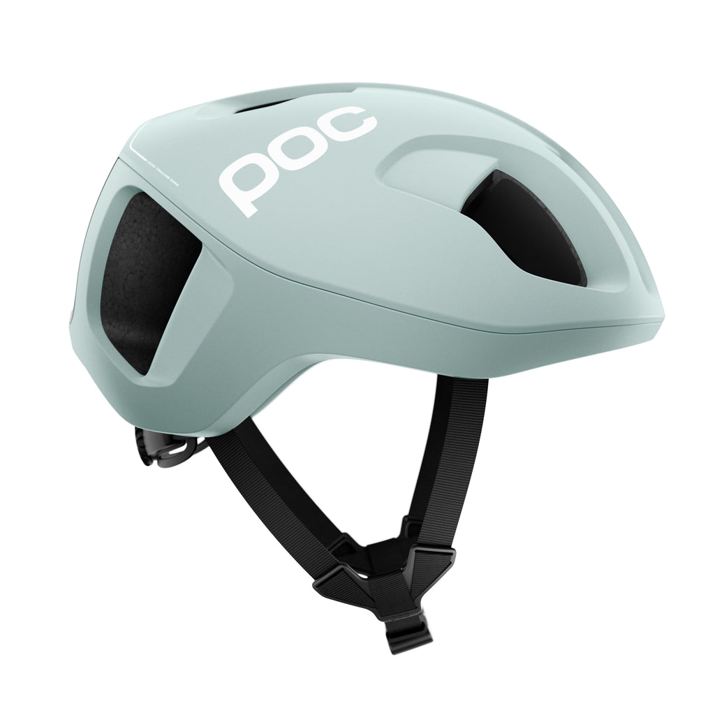 POC Cycling Helmet Ventral Spin CPSC Apophyllite Green Matt Size Sml