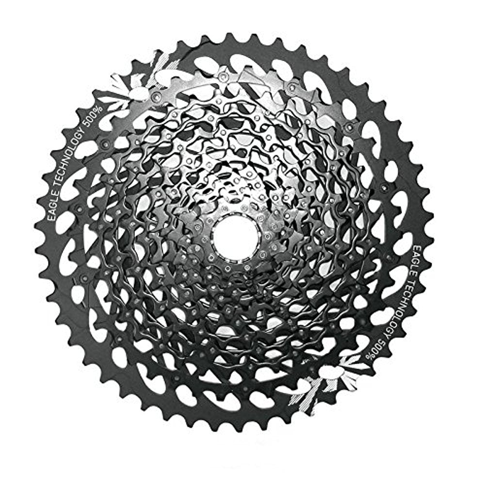 SRAM XG-1275 GX Eagle 12-Speed Mtb Mountain Bike Cassette Black, 10-50t-Misc-The Gear Attic