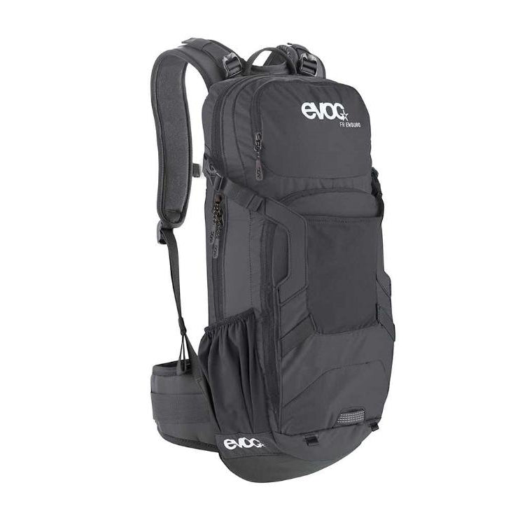 EVOC FR Enduro Protector 16L Hydration Mountain Bike Backpack Black Small-Misc-The Gear Attic