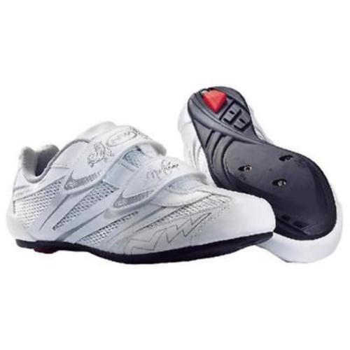 Northwave Eclipse Pro Women's Road Bike Cycling Shoes Size 37/5.5 White New-Misc-The Gear Attic
