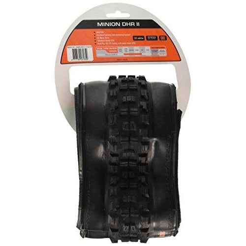 Maxxis Minion DHR II Mountain Bike Tire 27.5 x 2.3 3C Max, TR, DD Casing-Misc-The Gear Attic