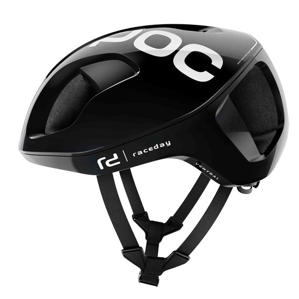 POC Ventral Spin Bicycle Cycling Helmet Uranium Black Raceday-Sporting Goods > Cycling > Helmets & Protective Gear > Helmets-The Gear Attic
