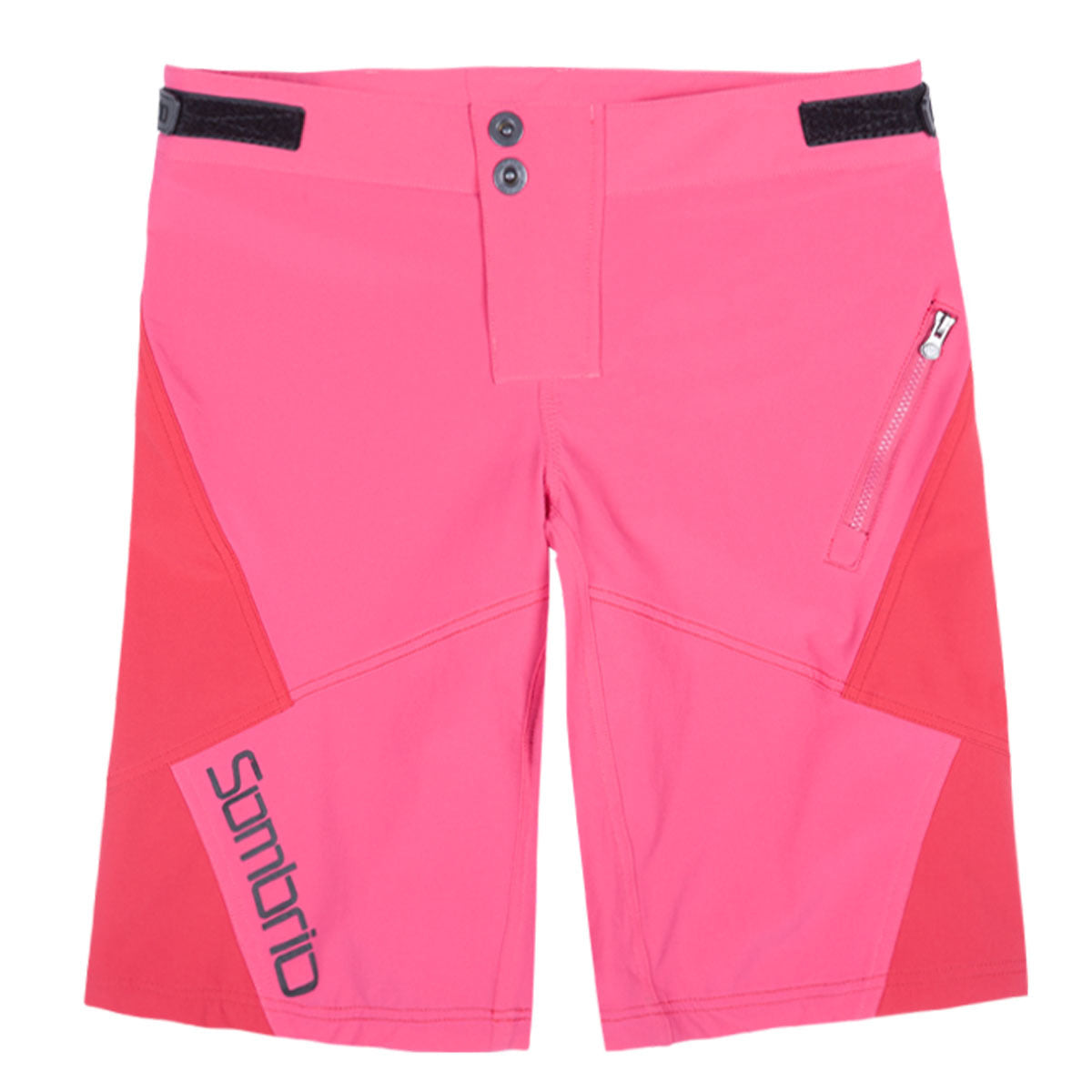 Sombrio Drift Women's Mountain Bike Mtb Baggy Cycling Shorts Pink Size L New-Misc-The Gear Attic
