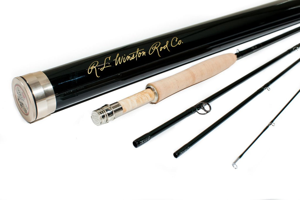 R.L. Winston Pure 4Wt 8' 4 (804-4) Piece Fly Rod