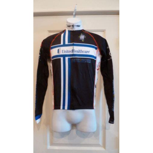 Official Primal Wear Mens 706 Project Cycling Team Heavyweight LS Jersey XS NEW-Misc-The Gear Attic
